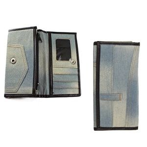Genuine Denim Wallet